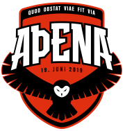 Athena Basketball Logo